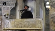 رهبر داعش مسلمانان را به اطاعت از خود دعوت کرد