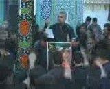 حسین فخریحسین فخری ایام فاطمیه مسجد باهنر