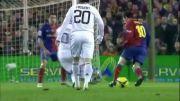 فوتبال کثیف رئال مادرید + داور VS بارسلونا