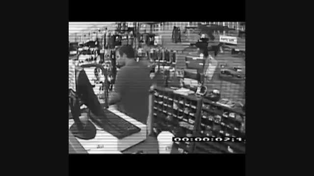 سرقت مسلحانه خنده دار