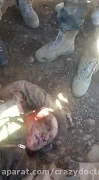 خلبان کشته شده روسیه , شمال سوریه