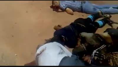 جنایت وهابیون سلفی -سوریه-عراق-داعش