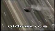 تصادف خفن / حوادث رانندگی