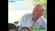 پلیس مردم آزار وایستاه پمپ بنزین (دور بین مخفی)