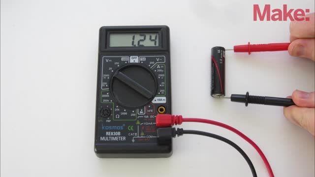 مدار ساده برای افزایش ولتاژ