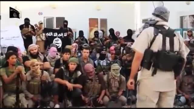 انتشار ویدیویی از داعش از کشتار جوان های عراقی