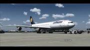 برنامه ی خدمات فرودگاهی برای شبیه ساز پرواز