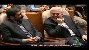 شوخی سید جواد رضویان با آقای ضرغامی