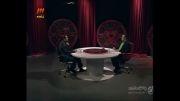 بهرام رادان در شبکه 3 و دفاع از فیلم سنتوری