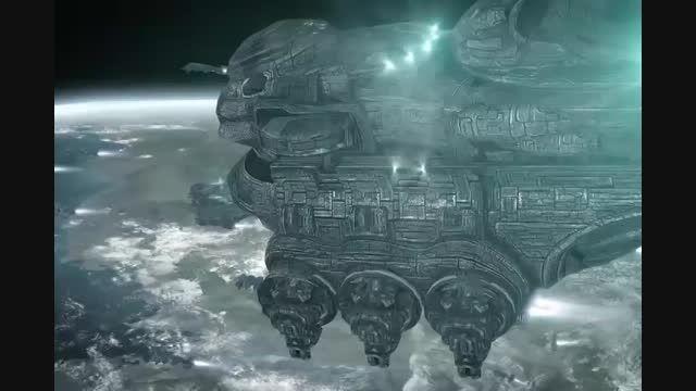 تهاجم بیگانگان فضایی به پارك فرهنگیان میانه