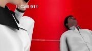 روش احیای قلبی و ریوی برای افراد عادی(انجمن قلب آمریکا)