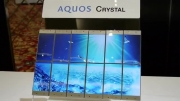 گوشی Aquos Crystal، اولین گوشی تقریبا بدون لبه دنیا