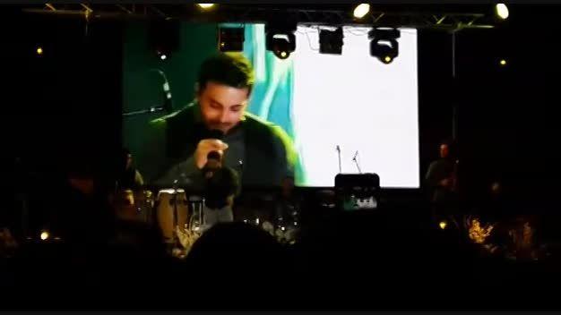 اجرای آهنگ Unutmadım از Mustafa Çeçli توسط بابک جهانبخش