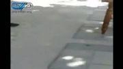 کشتن همسر خود وخودکشی با اسلحه کلانش در شاهین شهر