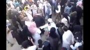 اعدام یک نوجوان بدست داعش