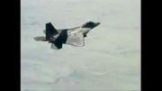 جنگنده اف ۲۲ هم در کنار شکارچی شب علیه داعش می تازد