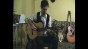 آهنگ شاد لامبادا با نوازندگی گیتار از احمد زنوری