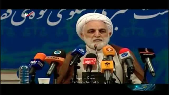 بازداشت معاون احمدی نژاد