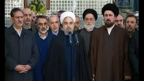 امام خمینی از دیدگاه روحانی