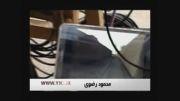 پشت صحنه جدید سریال «پرده نشین»_باشگاه خبرنگاران