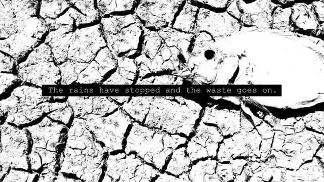 صدای خشکسالی