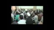 تجمع اعتراض آمیز کنسرت روز بوشهر 91