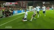 پرتغال  1-0  ارمنستان (گلزنی رونالدو)