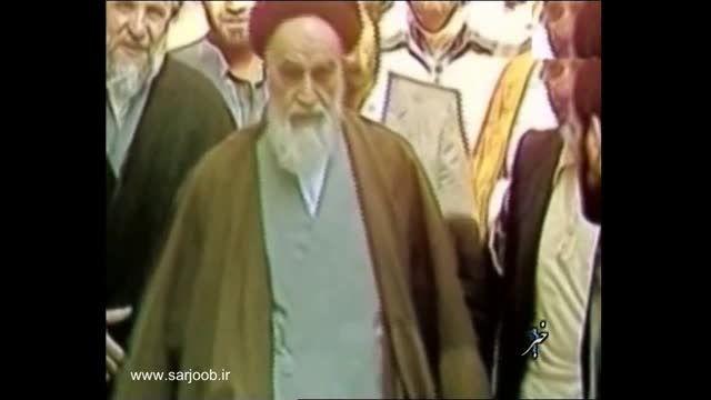 امام خمینی (ره) بنیانگذار جمهوری اسلامی