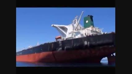 درگیری نیروی دریایی ارتش با دزدان دریایی!!!!