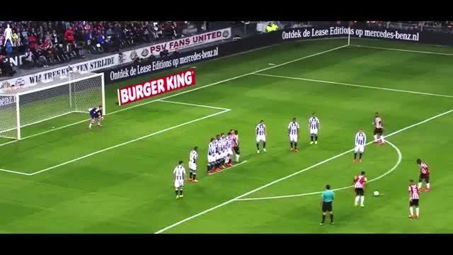 ممفیس دپای ستاره جدید فوتبال هلند