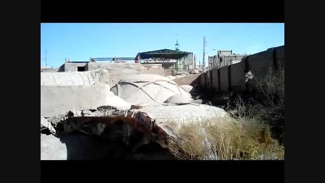 وضعیت حمام تاریخی کرمان