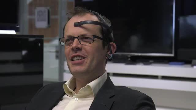 تکنولوژی جدید BBC کنترل تلویزیون با ذهنتان!!