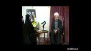 دیدار رئیس جمهور با خانواده شهیدان جابری