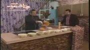 آموزش تهیه سالاد پاستا با مرغ و سبزیجات