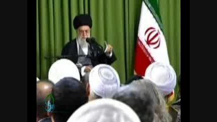 هشدار های رهبری نسبت به ترویج وهابیت