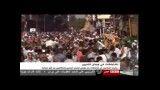 صحنه هایی از درگیری مخالفان و موافقان مرسی