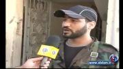 آخرین مراحل پاکسازی حمص از حضور تروریست ها