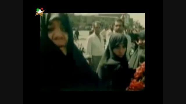 """نماهنگ بسیار زیبای """"شهید گمنام"""" با صدای """"مهدی مقدم"""""""