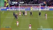 استوک سیتی 2 - 1 منچستر یونایتد / هفته 24 لیگ برتر
