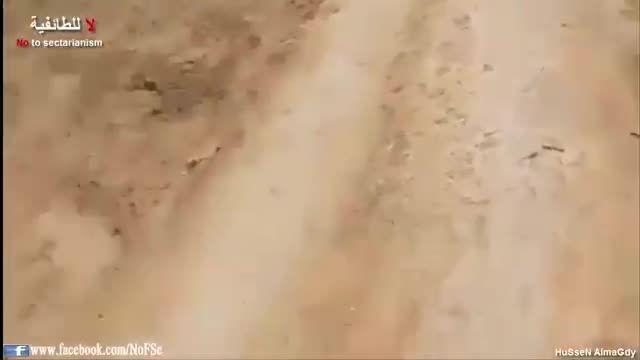 نیروهای مردمی در راه کرکوک برای نابودی داعش