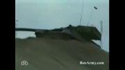t 95 عقاب سیاه روسیه (جدیدترین تانک روسیه)