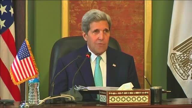جان کری : توافق هسته ای و خاور میانه