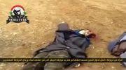 تلاش ناکام زنی از داعش برای انتقام گرفتن از ارتش ازاد