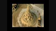 بزرگترین قلعه ماسه ای جهان