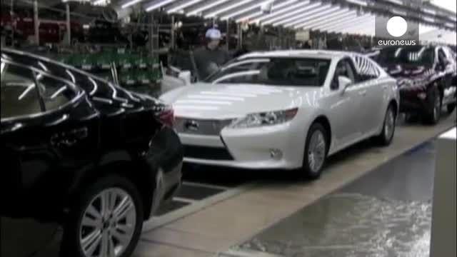 تویوتا در فروش خودرو فولکس واگن را زیر گرفت