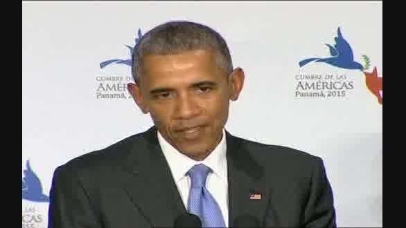 اوباما: تحریم ها مرحله ای تعلیق می شود(سخنان جدید )