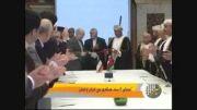 امضای دو سند همکاری میان ایران و عمان