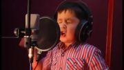صدای به یاد ماندنی کودک ۵ ساله افغان 480p
