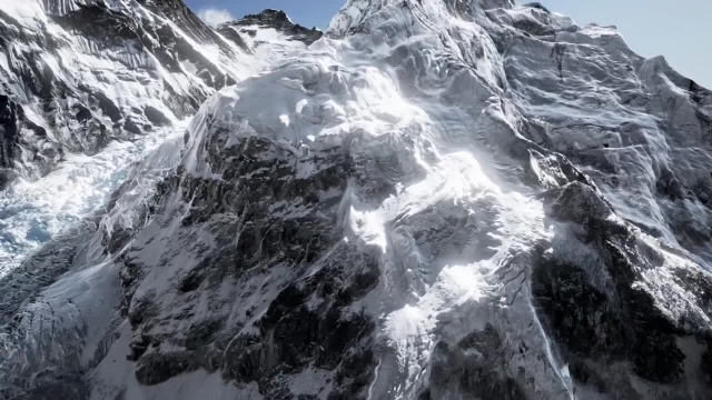 تصاویر واقعیت مجازی صعود به اورست