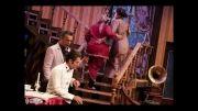 پژمان جمشیدی مهربون و هوادارانش در تئاتر آرسنیک